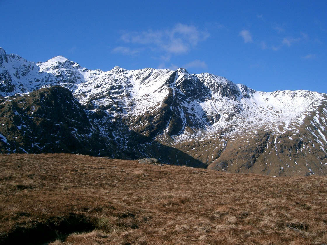 M121 the saddle the forcan ridge the n ridge of the saddle publicscrutiny Gallery